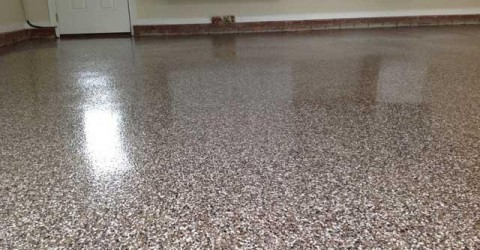 garage epoxy coatings