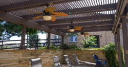 11 beautiful 5 acre property pergola after