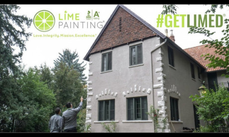 Full Exterior Restoration, Park Hill