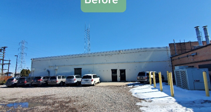 Commercial painting property